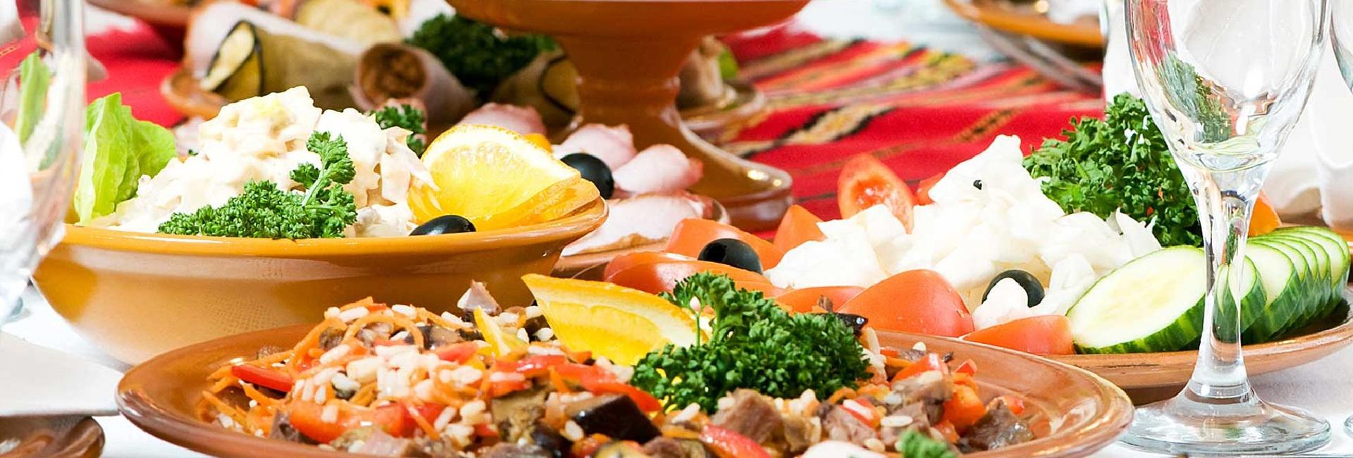 menu per celiaci, intolleranze alimentari, vegetariani e kosher a bordo delle navi da crociera