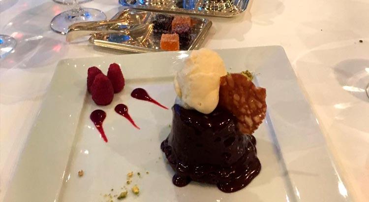 Il ristorante italiano - Oceania Cruises