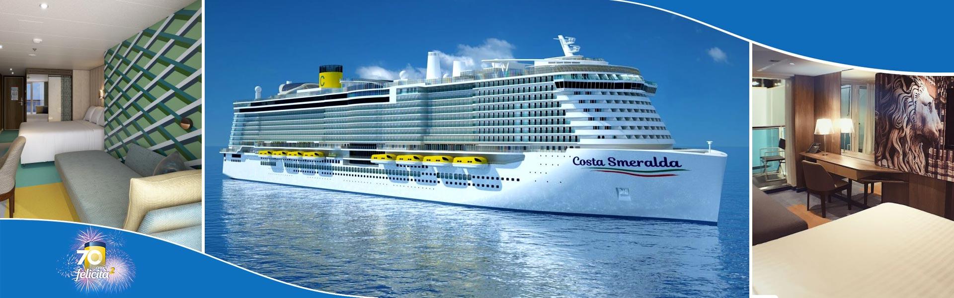 Costa Smeralda, la nuova nave Costa Crociere 2019