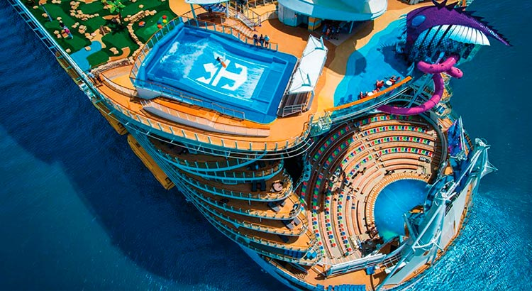 Symphony Of The Seas di Royal Caribbean