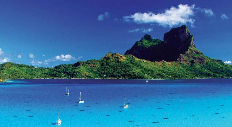 Crociere in Polinesia