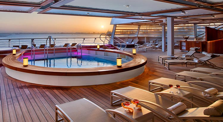 Seabourn Ovation Relax