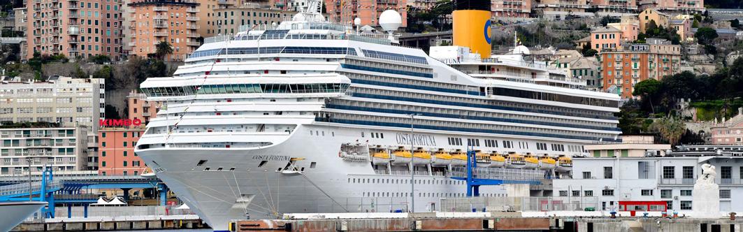 Costa Fortuna Genova