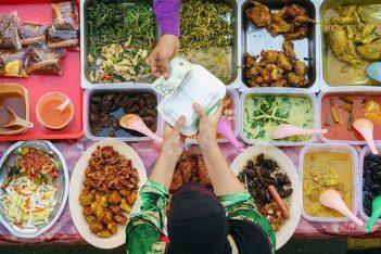 Malesia mercati e cibo