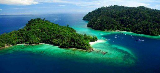 Malesia spiagge