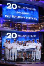 Msc Crociere Bonachea 20 milioni passeggeri