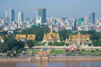 Phnom Penh Cambogia