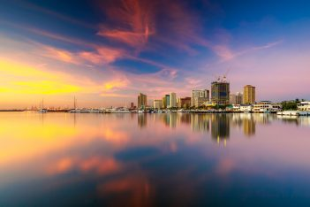Manila Bay Filippine