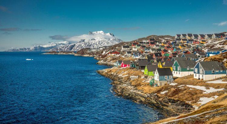 Groenlandia Nuuk Msc Crociere