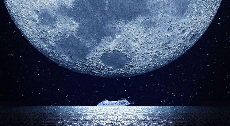 Silver Moon rendering
