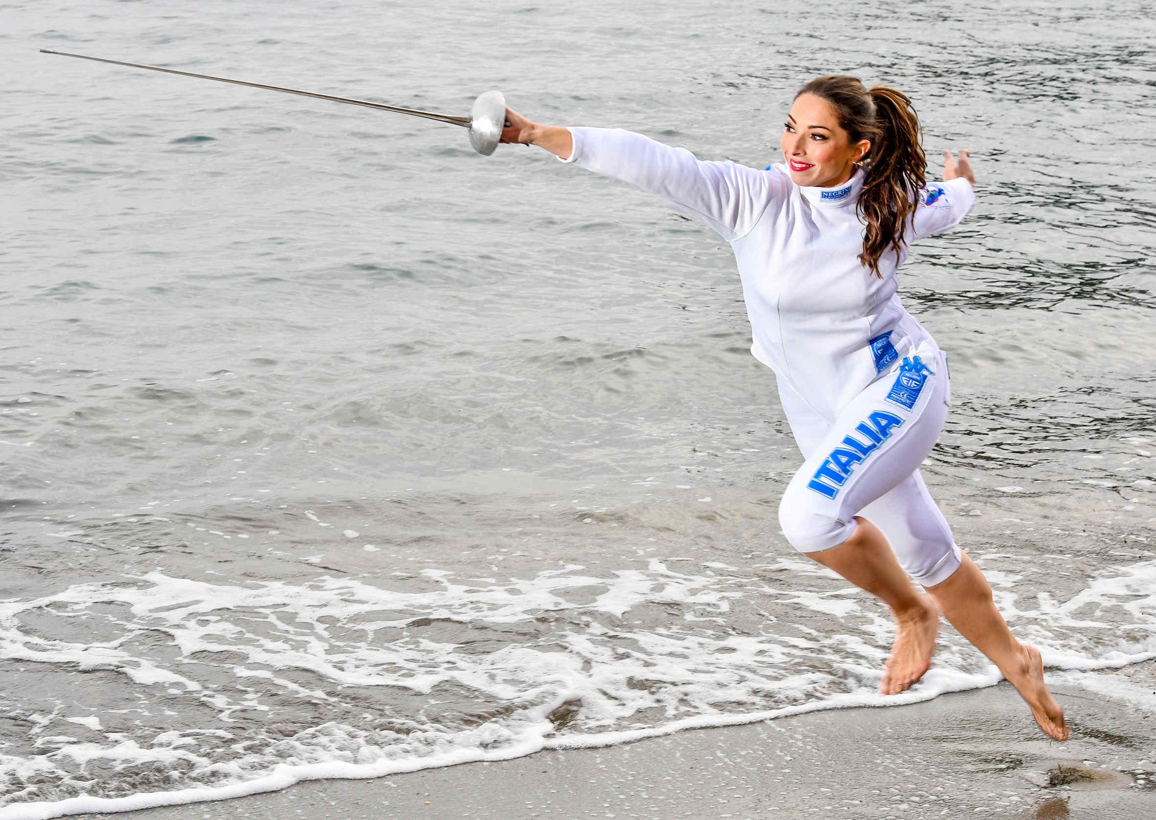 Costa Magica Fencing Cruise Mara Navarria