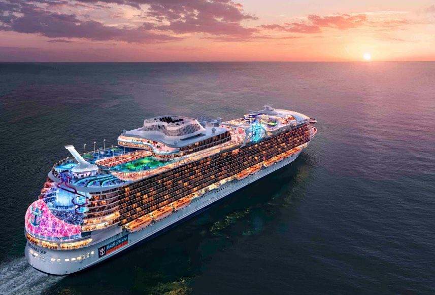 Wonder of the Seas Royal Caribbean