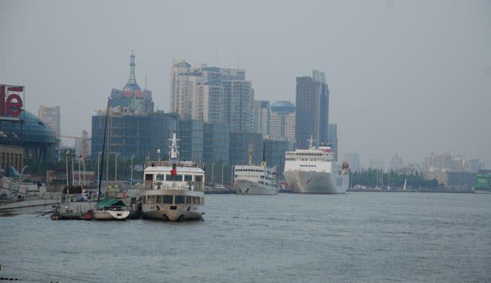 porto Shanghai Cina crociere