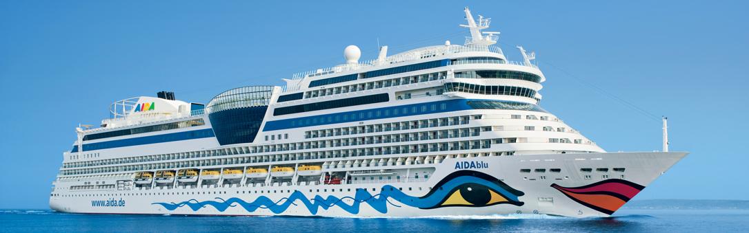 Aida Cruises Aidablu