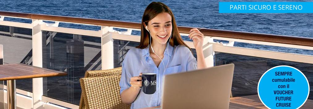 Msc Crociere Smartworking@Sea