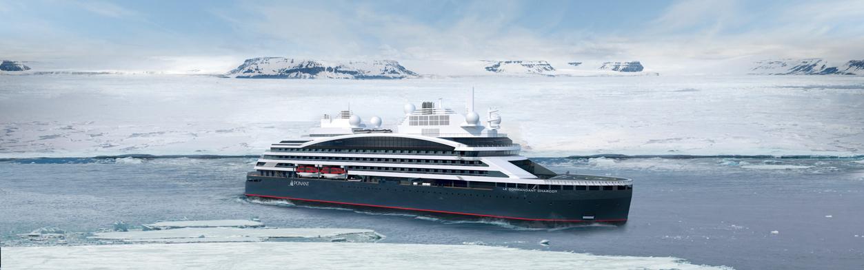 Ponant crociere Artico