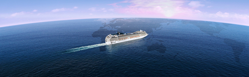 Msc World Cruise 2023
