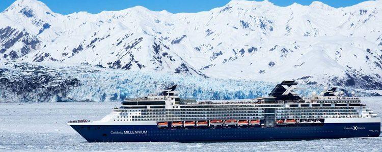Celebrity Cruises Alaska Millennium