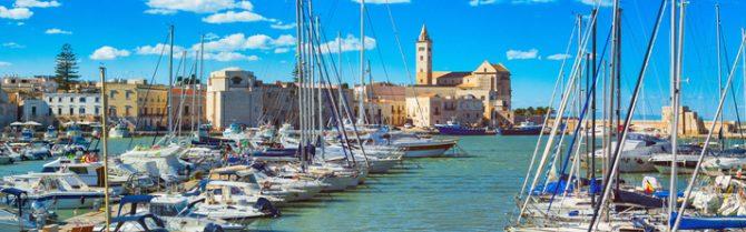 porti minori crociere Puglia