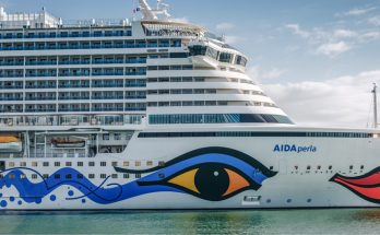 AidaPerla Aida Cruise Canarie