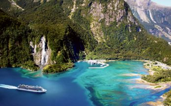 Celebrity Cruise Nuova Zelanda