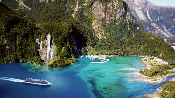 Celebrity Cruise Nuova Zelanda