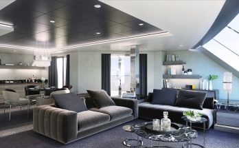 Msc Yacht Club suite