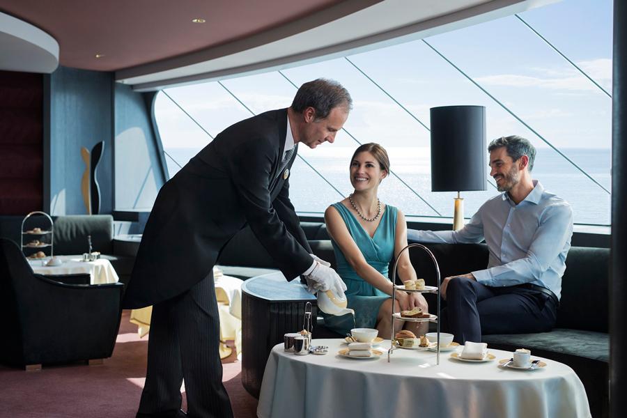 Msc Yacht Club Top Sail Lounge