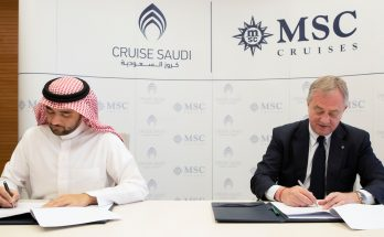 Msc Crociere Cruise Saudi