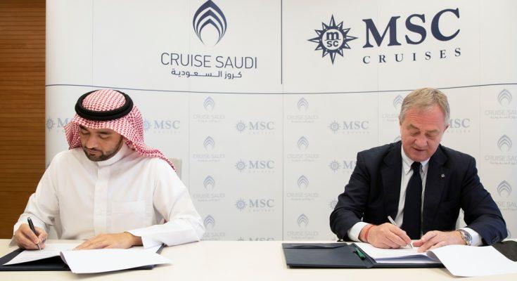 Msc Crociere Cruise Saudi