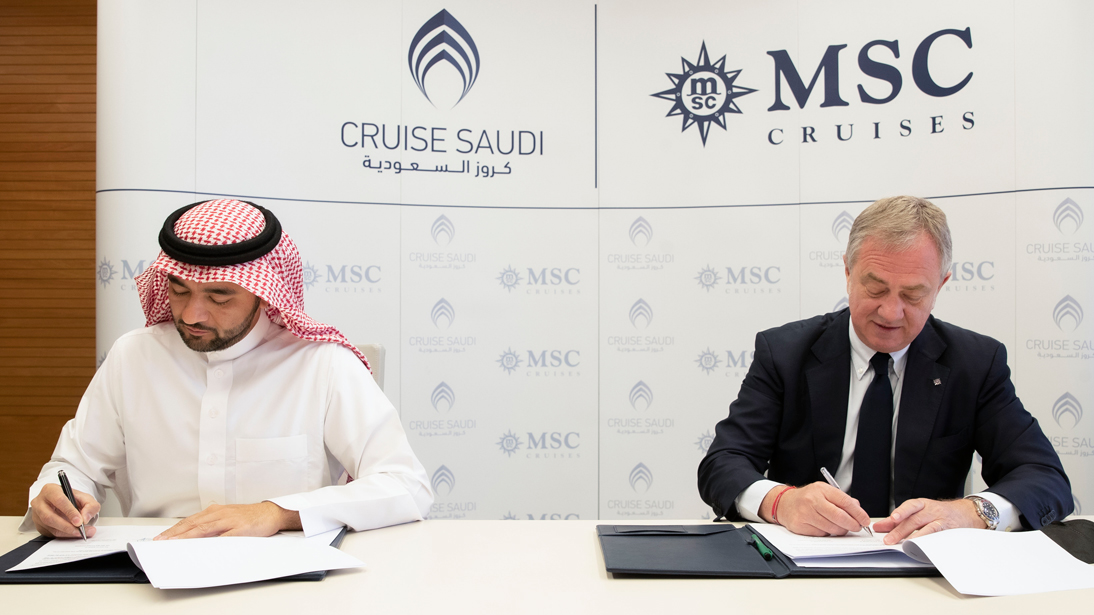 Msc sbarca in Arabia Saudita: accordo...