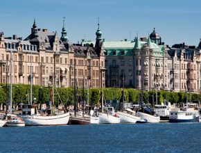 Msc Seaview Stoccolma