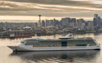 Royal Caribbean Serenade of the Seas Seattle Alaska