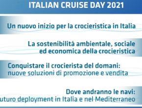 Italian Cruise Day 2021 temi