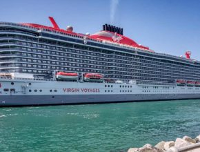 Scarlet Lady Virgin Cruises